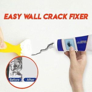 Easy Wall Crack Fixer
