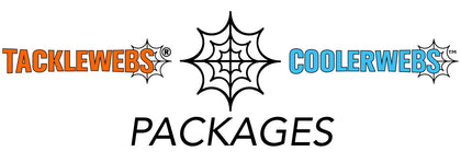 TackleWebs® Packages