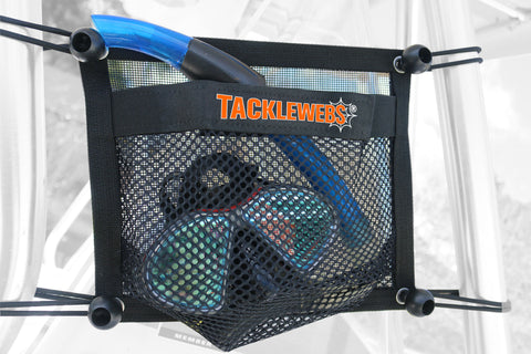 "12"" x 10"" TackleWebs® Bungee Pocket"