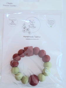 Chunky Freezer Teether- Autumn Days