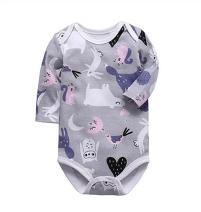 Woodland Animal Bodysuit