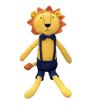 Load image into Gallery viewer, Logan the Lion Toy
