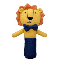 Load image into Gallery viewer, Logan the Lion Rattle
