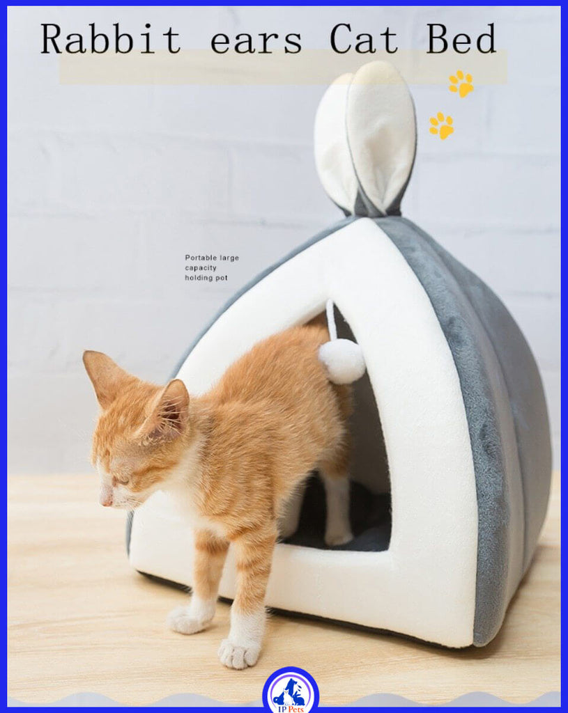 Indoor cat house ippets