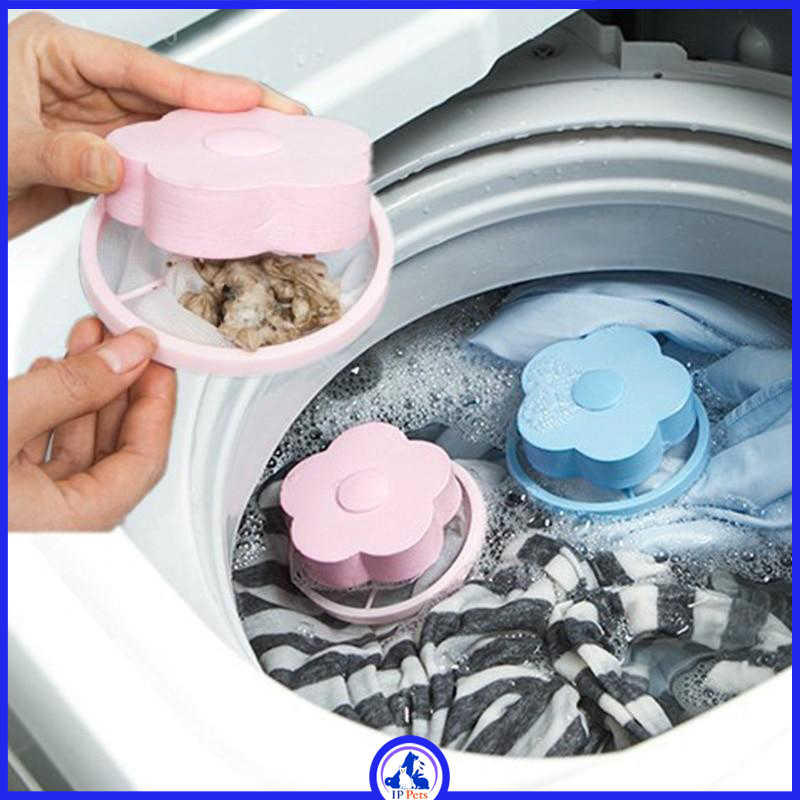 Remove hair from the washing machine ippets