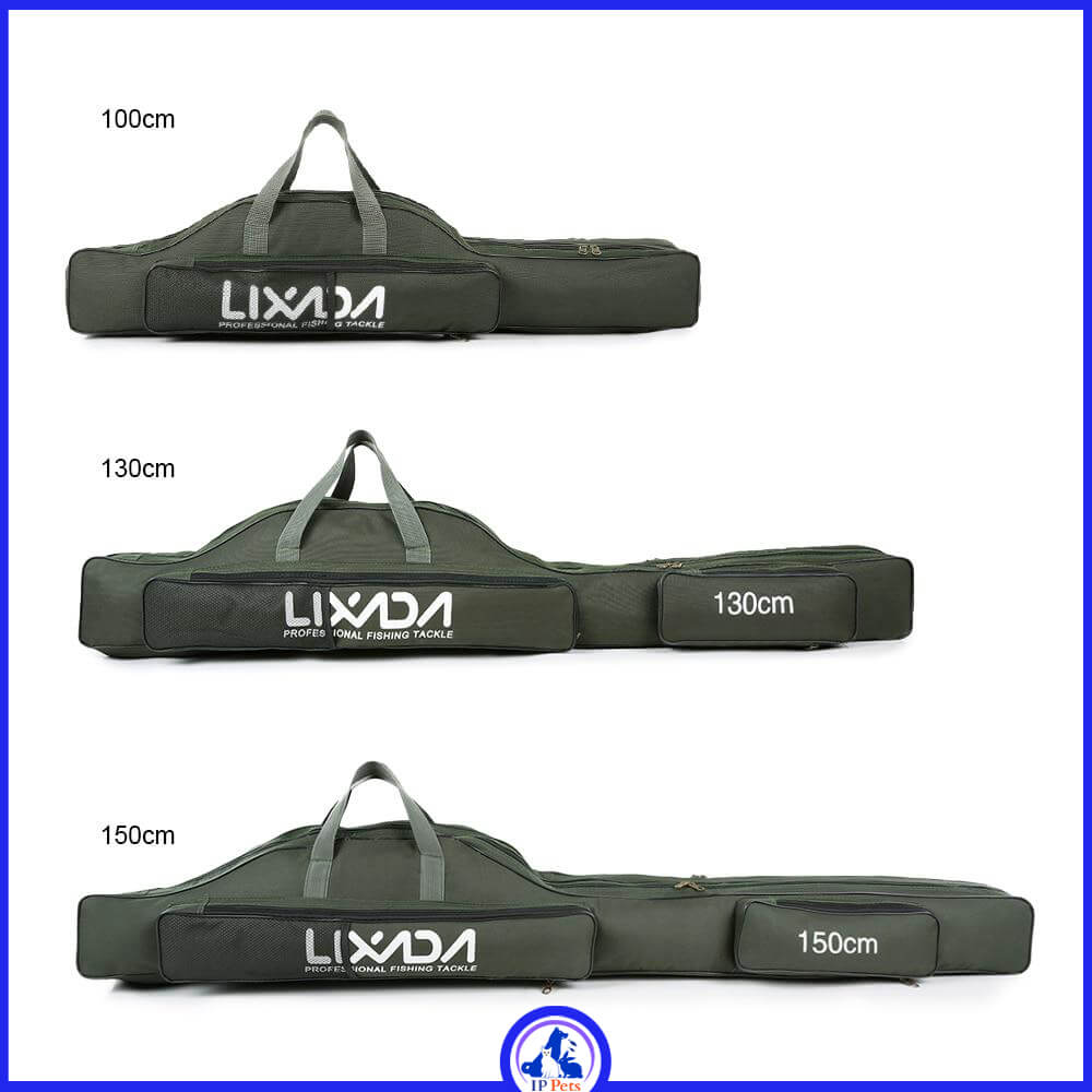 Lixada carp waterproof fishing bag