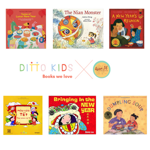 Ditto Kids Books We Love: On Lunar New Year