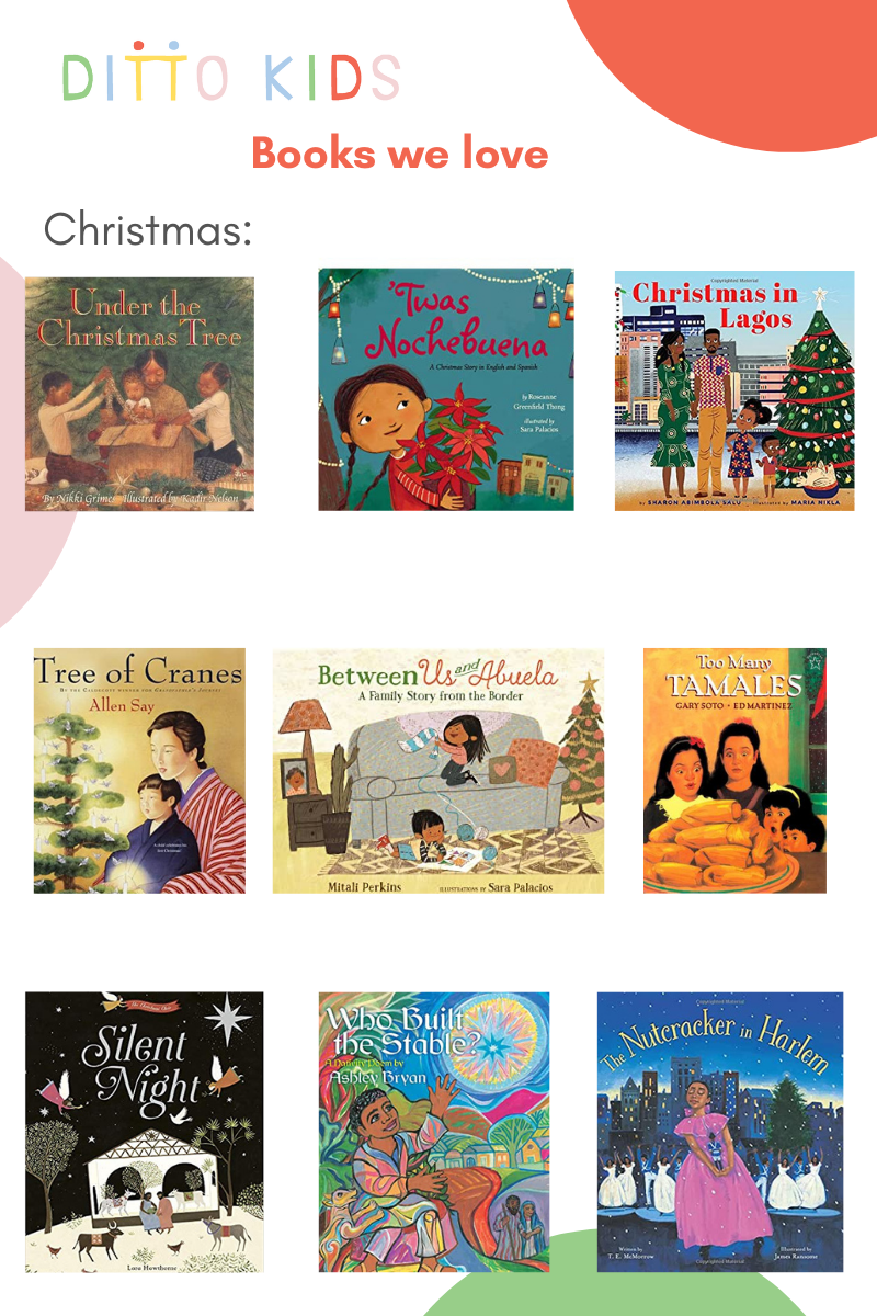 Christmas Book Round Up
