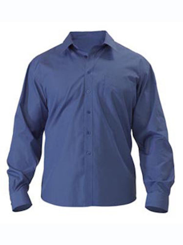 Mens Bisley Long Sleeve Shirt - Solomon Brothers Apparel