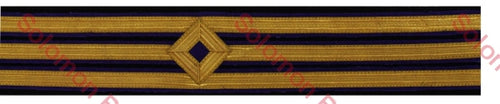 1st Engineer Armbands - Merchant Navy - Solomon Brothers Apparel