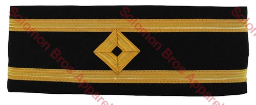 2nd Officer Armbands - Merchant Navy - Solomon Brothers Apparel