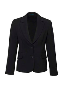 Womens Short-Mid Length Jacket - Solomon Brothers Apparel