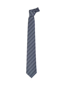 Mens Self Stripe Tie - Solomon Brothers Apparel