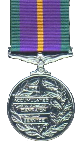 British Accumulated Campaign Service Medal - Solomon Brothers Apparel
