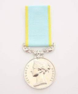 Crimea Medal ( British ) 1854-1856 - Solomon Brothers Apparel