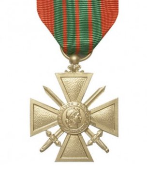 Croix de Guerre 1939-1945 French - Solomon Brothers Apparel