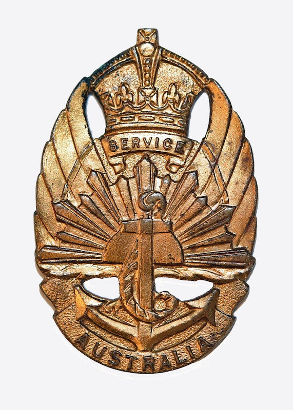 Australian Military General Service Badge WWII - Solomon Brothers Apparel