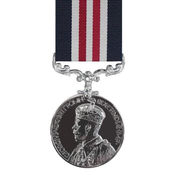 Military Medal - Solomon Brothers Apparel