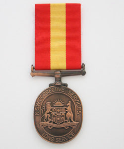 N.S.W. Corrective Meritorious Service Medal - Solomon Brothers Apparel