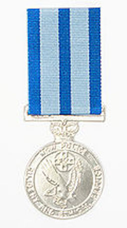 N.S.W. Police Diligent & Ethical Service Medal - Solomon Brothers Apparel