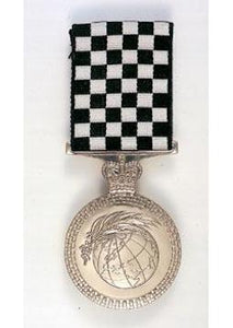 Police Overseas Service Medal - Solomon Brothers Apparel