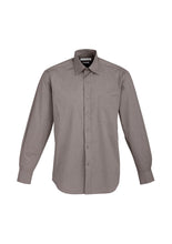 Load image into Gallery viewer, Aspect Mens Long Sleeve Shirt - Solomon Brothers Apparel