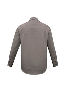 Aspect Mens Long Sleeve Shirt - Solomon Brothers Apparel