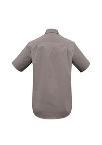 Aspect Mens Short Sleeve Shirt - Solomon Brothers Apparel
