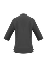 Load image into Gallery viewer, Pier Ladies 3/4 Sleeve Blouse - Solomon Brothers Apparel