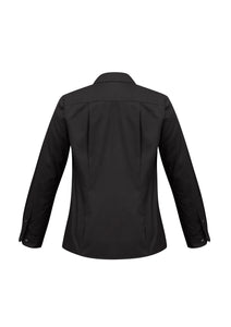 Rhino Panel Ladies Long Sleeve Blouse - Solomon Brothers Apparel