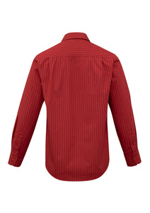 Bronx Mens Long Sleeve Shirt - Solomon Brothers Apparel
