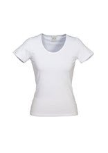 Load image into Gallery viewer, Ambience Ladies Tee - Solomon Brothers Apparel