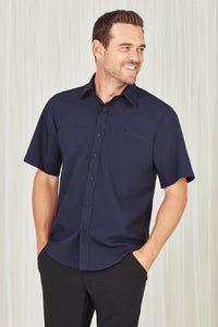 Haven Care Mens Short Sleeve Shirt - Solomon Brothers Apparel