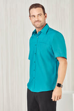 Load image into Gallery viewer, Haven Care Mens Short Sleeve Shirt - Solomon Brothers Apparel