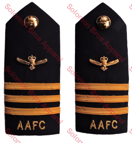 A.A.F.C. Wing Commander Shoulder Board - Solomon Brothers Apparel