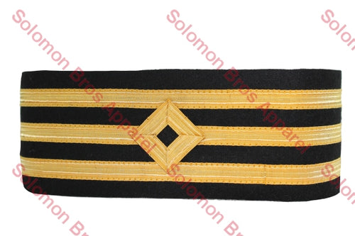 Chief Officer Armbands - Merchant Navy - Solomon Brothers Apparel
