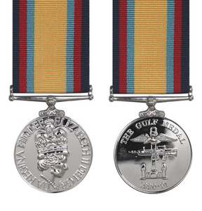 Gulf Medal 1990-1991 - Solomon Brothers Apparel