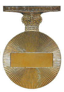 Medal for Gallantry - Solomon Brothers Apparel
