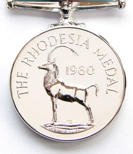 Rhodesia Medal - Solomon Brothers Apparel