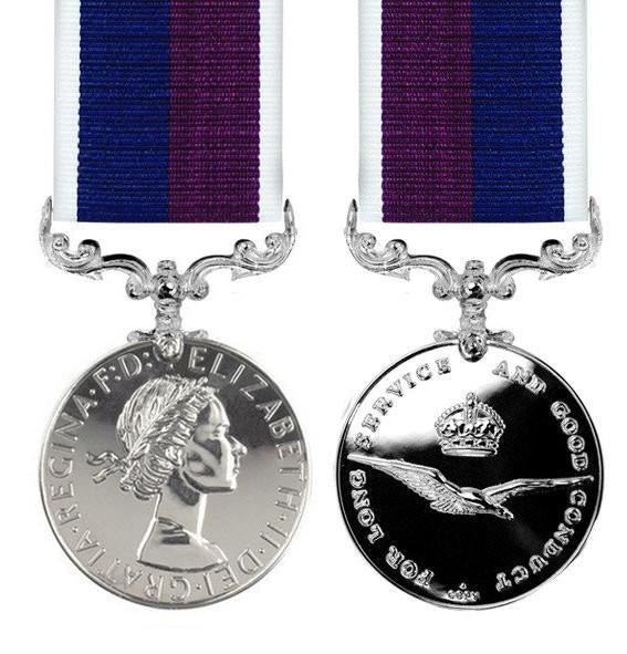 Air Force Long Service & Good Conduct Medal - Solomon Brothers Apparel