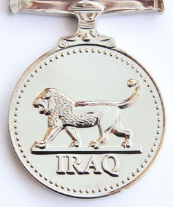 Iraq Medal - Solomon Brothers Apparel