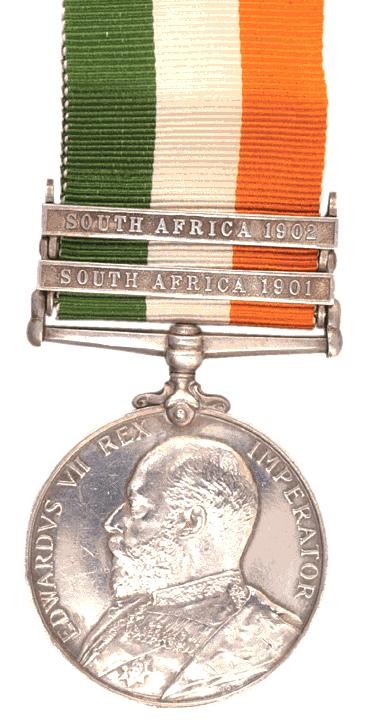 Kings South Africa Medal - Solomon Brothers Apparel