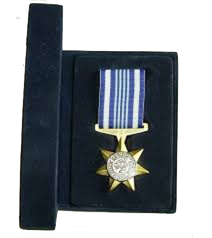 Australian Security Medal - Solomon Brothers Apparel