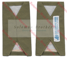 Load image into Gallery viewer, Insignia, Captain, Army - Solomon Brothers Apparel