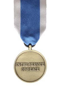 United Nations Medal - Solomon Brothers Apparel