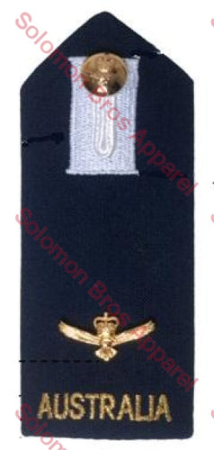 R.A.A.F. Cadet Officer Shoulder Board - Solomon Brothers Apparel