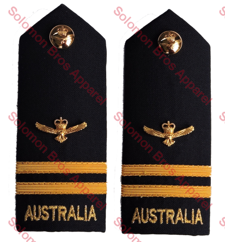 R.A.A.F. Flight Lieutenant Shoulder Board - Solomon Brothers Apparel