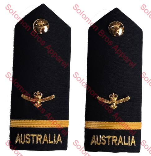 R.A.A.F. Flying Officer Shoulder Board - Solomon Brothers Apparel