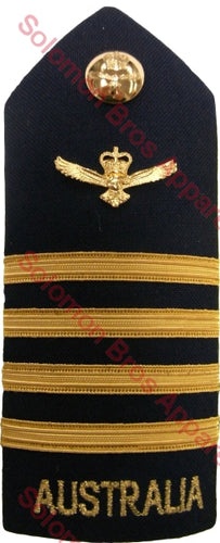 R.A.A.F. Group Captain Shoulder Board - Solomon Brothers Apparel