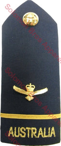 R.A.A.F. Pilot Officer Shoulder Board - Solomon Brothers Apparel